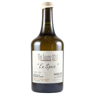 Vin jaune En Spois Stéphane Tissot 2011
