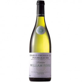 Chablis Fourchaume Vignoble de Vaulorent 1er Cru Domaine William Fèvre