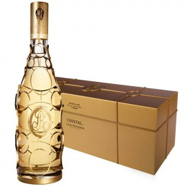 Roederer Cristal Brut Limited Edition 2002 Gold Meda
