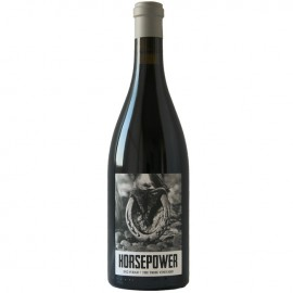 Horsepower The Tribe Vineyard Syrah 2015